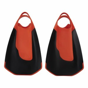 Speedo Fastskin Kickfin Black/red