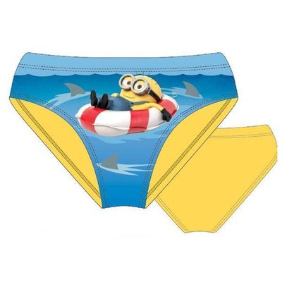Disney Minions zwemslip Geel