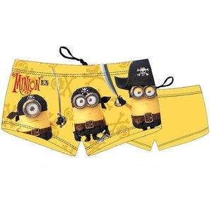Disney Minions Piraten Zwemboxer Geel