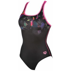 Arena W Optical Placed One Piece black-paparazzi