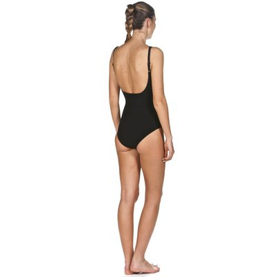 Arena W Meg Squared Back One Piece C-Cup black