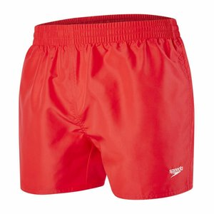 Speedo Fitted Leisure Watershort Rood