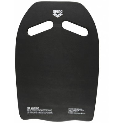 Arena Limited Edition Kickboard Spider black-white
