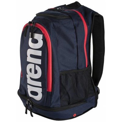 Arena Fastpack Core Navy / Red / White