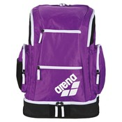 Arena Spiky 2 Large Backpack Paars Wit Fluogreen