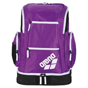 Arena Spiky 2 Large Backpack Paars Wit Fluogroen