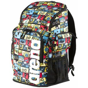 Arena Team 45 Backpack Comic-black