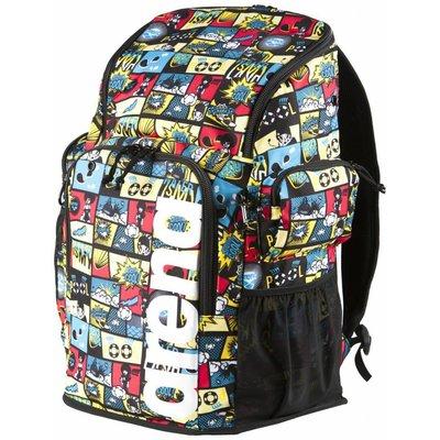 Arena Team 45 Backpack Comic-black