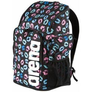 Arena Team 45 Backpack Lips black