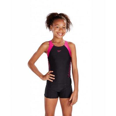 Speedo E10 Boom Spl Legsuit black/pink