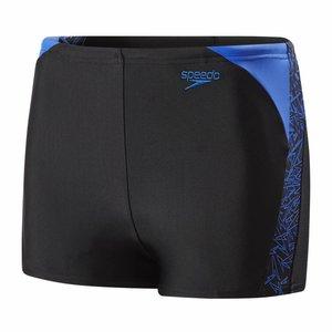 Speedo E10 Boom Spl Aquashort black/blue maat 164