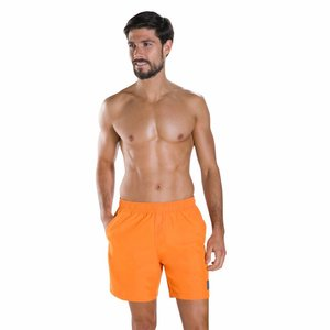 "Speedo M Short Check Trim Leisure Watershort 16"" Oranje"