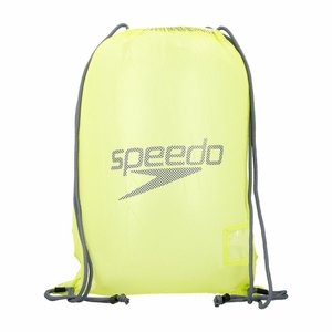 Speedo Equipment Mesh Bag  Lime / grijs