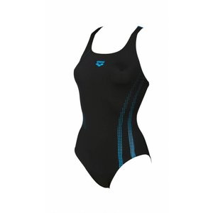 Arena W Shadow One Piece black-turquoise