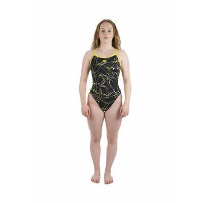 Arena W Water Lightech One Piece L black-soft-green