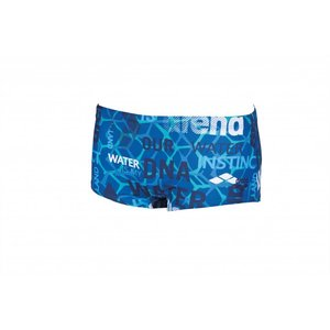 Arena M Evolution Low Waist Short pix-blue