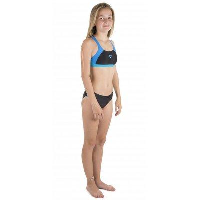 Arena Meiden Ren Sportieve bikini Pix-blue / turquoise