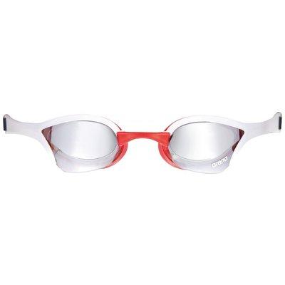 Arena Cobra Ultra Mirror silver-white-red