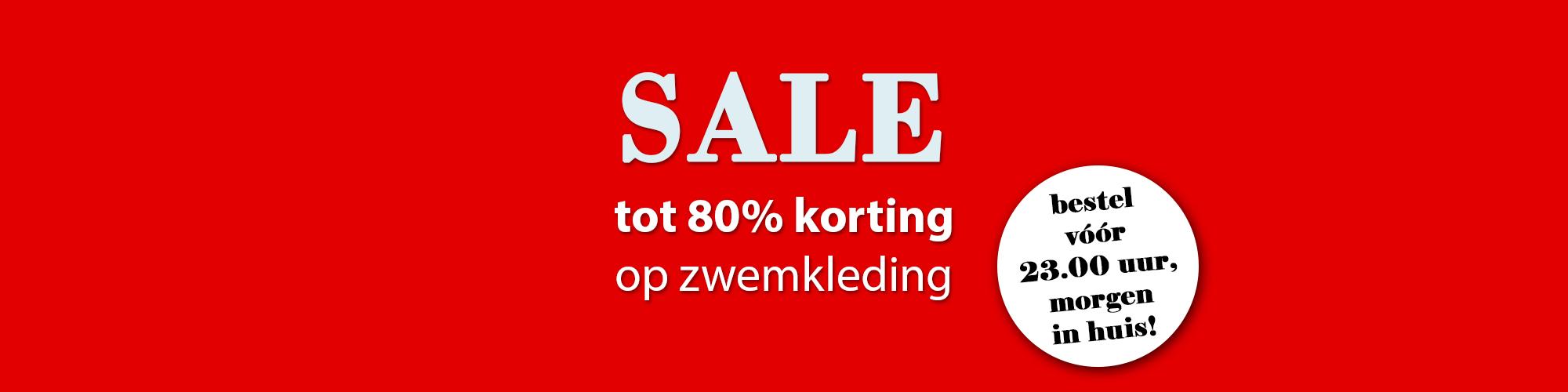De zwemkleding specialist van Nederland & België banner 1