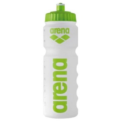 Arena Water Bottle (75cl) clear/green