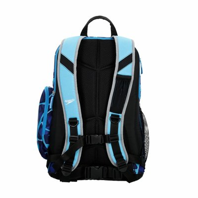 Speedo T-kit Limited Edition Teamster Backpack Blue Limited Edition