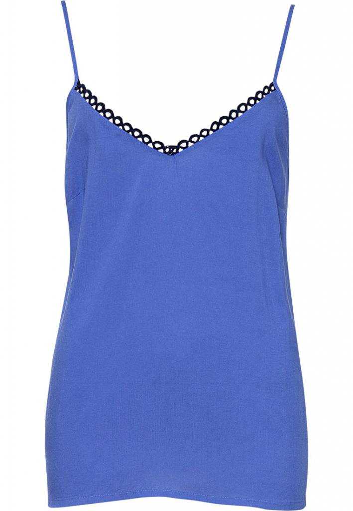 c20dcad373f53e Cyberjammies blue print cotton-modal short set with modal camisole top with  adjustable straps - Pyjama-direct