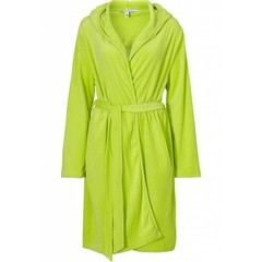 Pastunette soft velvet bathrobe