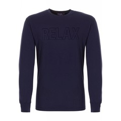 Pastunette for Men long sleeved men's pyjama top 'relax point'