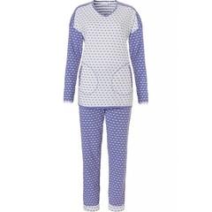 Pastunette pyjama met lange mouwen 'mad about dots'