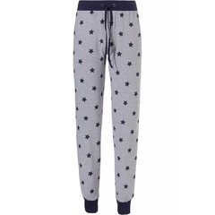Pastunette for Men Mix & Match lange heren pyjama broek 'star point'