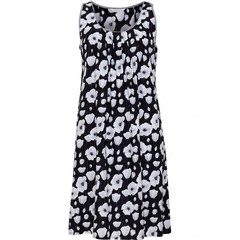 Cyberjammies Luna sleeveless woven floral 'daisy print' chemise