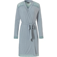 Pastunette Deluxe kimono-stijl ochtendjas 'luxury in lace'