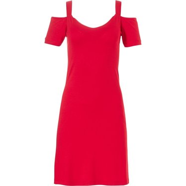 Pastunette Beach Summer beach holiday dress 'in the red' with straps