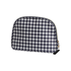 Pastunette Deluxe luxe, medium size toilettas / make-up tas 'gingham' ruit