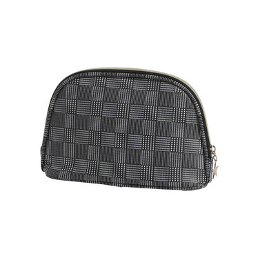 Pastunette Deluxe small luxury toiletries/make-up bag 'prince of wales'