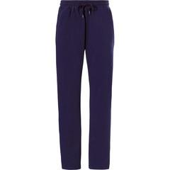 Pastunette for Men lange, blauwe, pyjama broek met taillekoord