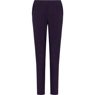 Pastunette Deluxe donkerblauwe Mix & Match pyjama broek voor dames met zakken