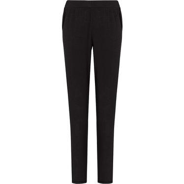 Pastunette Deluxe zwarte Mix & Match pyjama broek voor dames met zakken