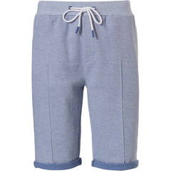 Pastunette for Men Mix & Match mens short lounge-style shorts 'fine cool lines'