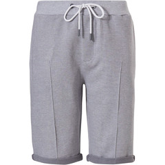 Pastunette for Men mens short lounge-style sweatpants with pockets and elasticated tie-waist