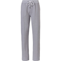 Pastunette for Men mens long lounge-style sweatpants 'fine cool lines'