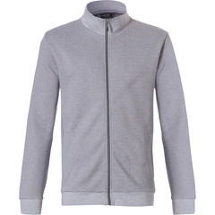 Pastunette for Men mens, Mix & Match sweatshirt with cuffs and full zip