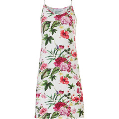 Pastunette Beach Premium Collection, beach dress with straps 'beautiful Summer flowers'