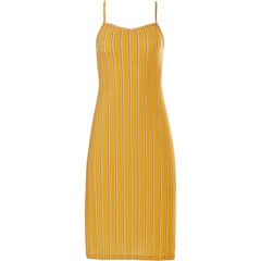 Pastunette Beach beach dress with straps 'sunshine stripes'