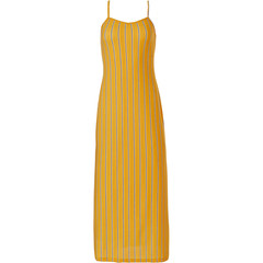 Pastunette Beach long, beach dress with straps 'sunshine stripes'