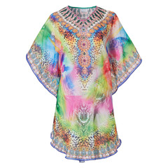 Pastunette Beach beach poncho '70's fashion jewel passion'