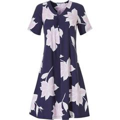 Pastunette Beach short sleeve beach dress 'floral passion'