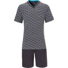 Pastunette jr boys shorty set 'Ocean Life, sea shark'