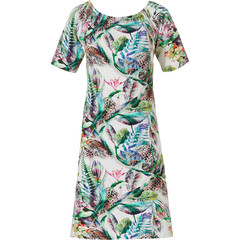 Pastunette Beach Premium Collection, off-shoulder beach dress 'lost in mysterious beauty'