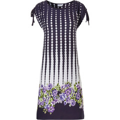 Pastunette Beach 'must have' sleeveless beach dress 'dotty about flowers'